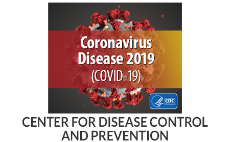 Center for Disease Control and Prevention COVID-19
